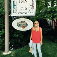 Photo taken at Merchants Row at Concord's Colonial Inn by Alex on 8/6/2016