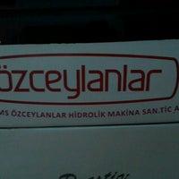 Photo taken at Ozceylanlar Co.Administrative Building by Hamza G. on 10/28/2016