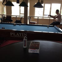 Photo taken at Adress bilardo by EmRe A. on 10/29/2017