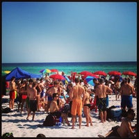 Photo taken at The Beach at Sandestin by Benjamin E. on 5/24/2013