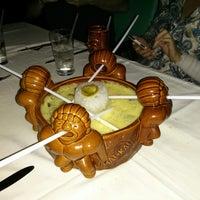 Photo taken at Mai-Kai Restaurant and Polynesian Show by Rob R. on 2/17/2013