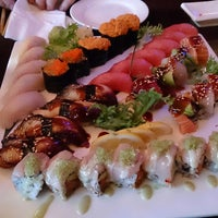 Photo taken at Bada Sushi by Rob R. on 6/30/2013