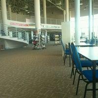 Photo taken at Library of Sekolah Menengah Sufri Bolkiah Tutong by Enah H. on 12/11/2012