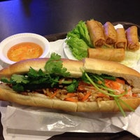 Photo taken at Luu's Baguette by Alla F. on 11/19/2013