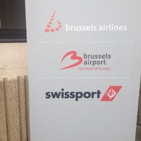 Photo taken at Swissport Operations Center by Filiep S. on 3/18/2016
