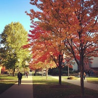 Photo taken at Kent State University by @britodiego on 10/23/2012