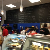Photo taken at Brand's Deli by J R. on 7/6/2013