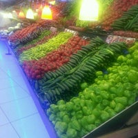 Photo taken at muratli cem market by Ibrahim G. on 4/11/2016
