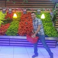 Photo taken at muratli cem market by Ibrahim G. on 6/11/2016
