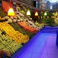 Photo taken at muratli cem market by Ibrahim G. on 4/20/2016