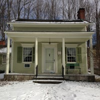 Photo taken at Millard Filmore House Museum by Bill R. on 2/18/2013