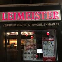 Das Foto wurde bei LEIMEISTER Unternehmensgruppe - Immobilienmakler & Versicherungsmakler von LEIMEISTER Unternehmensgruppe - Immobilienmakler & Versicherungsmakler am 8/16/2016 aufgenommen