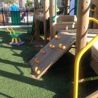Photo taken at Presidio Heights Playground by Krystal P. on 12/20/2012