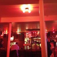 Photo taken at Great Jones Cafe by Glenn on 5/23/2013