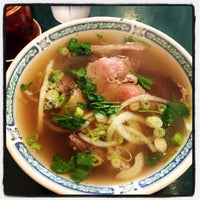 Photo taken at Phở Tô Châu by Midtown Lunch LA on 12/24/2012