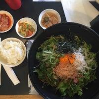 Photo taken at Won-Jo Shin Chon by Midtown Lunch LA on 5/9/2016