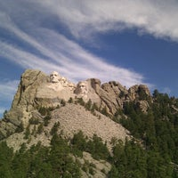Photo taken at Mount Rushmore National Memorial by Frank on 7/13/2013