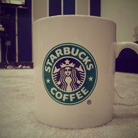 Photo taken at Starbucks by abdulrahman a. on 4/10/2013