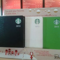 Photo taken at Starbucks Coffee by Lina T. on 11/8/2012