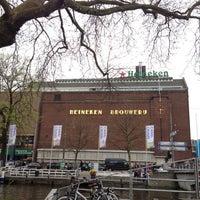 5/2/2013 tarihinde Vova A.ziyaretçi tarafından Heineken Experience'de çekilen fotoğraf