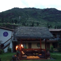 Photo taken at Chasca Wasi (Pisac) by Otto S. on 1/31/2014