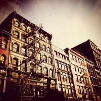 Photo taken at East Village by Pao C. on 10/17/2012