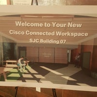 Photo taken at Cisco - Building 1 by Viktor M. on 11/28/2017