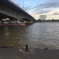 Photo taken at ท่าเรือพายัพ (Payap Pier)  N18 by Nuttamon M. on 9/14/2016