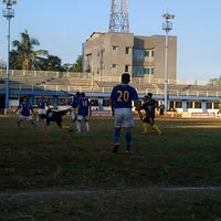 Photo taken at Stadion Persib by ǰoϛĥ Η. on 7/12/2015