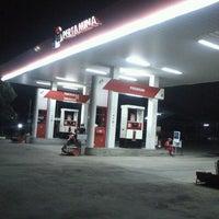 Photo taken at SPBU 34.401.19 by ǰoϛĥ Η. on 8/2/2013