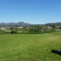Photo taken at Admiral Baker Golf Course by Evan H. on 4/17/2016