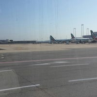 Photo taken at Gate C12 by Alessandro S. on 8/22/2014