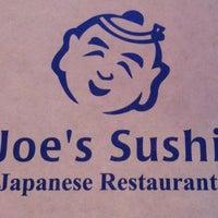 Photo taken at Joe's Sushi by Cassandra L. on 11/14/2012