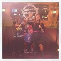 Photo taken at Boardwalk 11 Karaoke Bar by Kevin M. on 1/26/2013