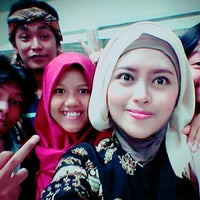 Photo taken at Gedung Cakra UTM by Fitra D. on 12/13/2015