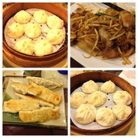 Photo taken at Shanghai Noodle House by @MercTV on 11/9/2012