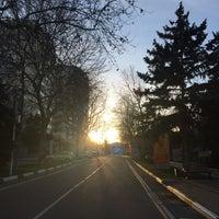 Photo taken at Улица Горького by Yakov S. on 12/9/2015
