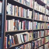 Photo taken at Mercer Street Books by Rachel S. on 8/1/2014
