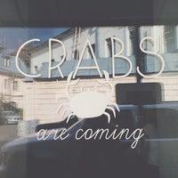 Foto tomada en Crabs Are Coming por Rachel S. el 7/5/2014