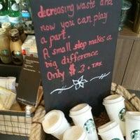 Photo taken at Starbucks by Shimmer X. on 1/2/2016
