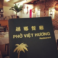 Photo taken at Pho Viet Huong by Germán V. on 7/3/2013