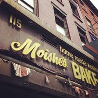 Photo taken at Moishe's Bake Shop by Germán V. on 6/16/2013