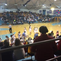 Photo taken at McMinn Central High School by Nate A. on 1/15/2016