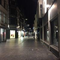 Photo taken at Kapellestraat by Koenraad on 2/3/2015