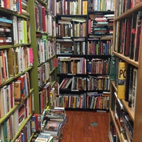 Photo taken at Recycle Bookstore by Lizzie H. on 10/23/2016
