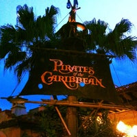 Photo taken at Pirates of the Caribbean by Jason H. on 7/17/2013
