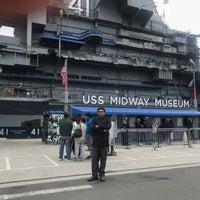 Das Foto wurde bei USS Midway Flight Deck von Gupta R. am 5/2/2018 aufgenommen