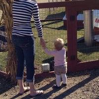Photo taken at Tom's Farm Market & Greenhouses by Jeremy F. on 10/25/2014