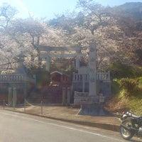 Photo taken at 御油神社 by Yoshihito H. on 3/25/2018