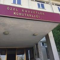 Photo taken at Özel Kuvvetler Komutanlığı by CumaCan Ö. on 10/6/2017